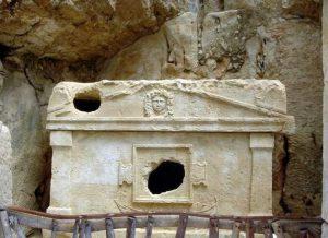 Eurodos Tomb