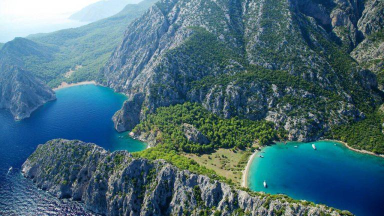 Olympos Antik Kenti – Likya Birliği – Antalya