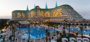 Delphin Hotel Antalya