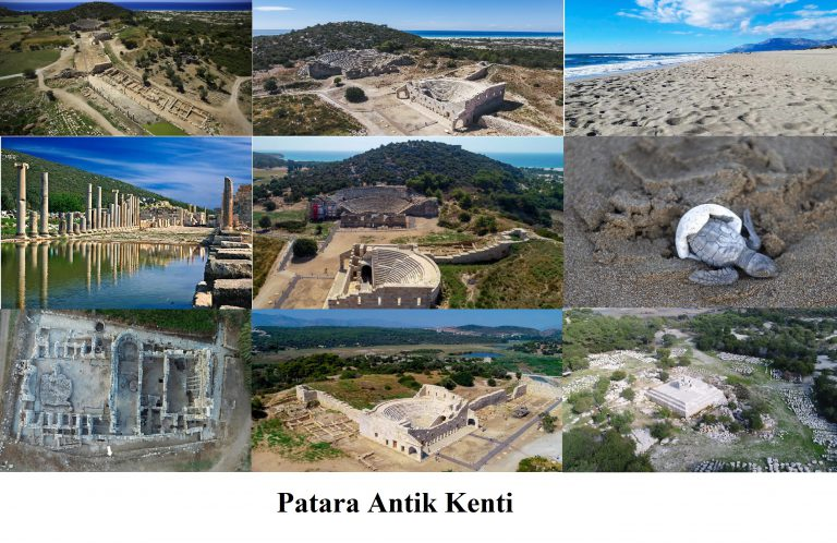 Patara (Likya Yolu) Muğla/Antalya