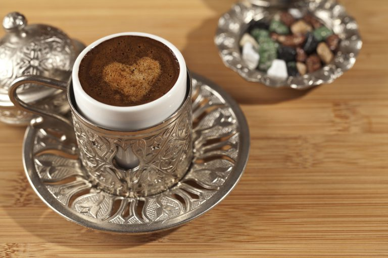 EVERY ASPECT OF TURKISH COFFEE