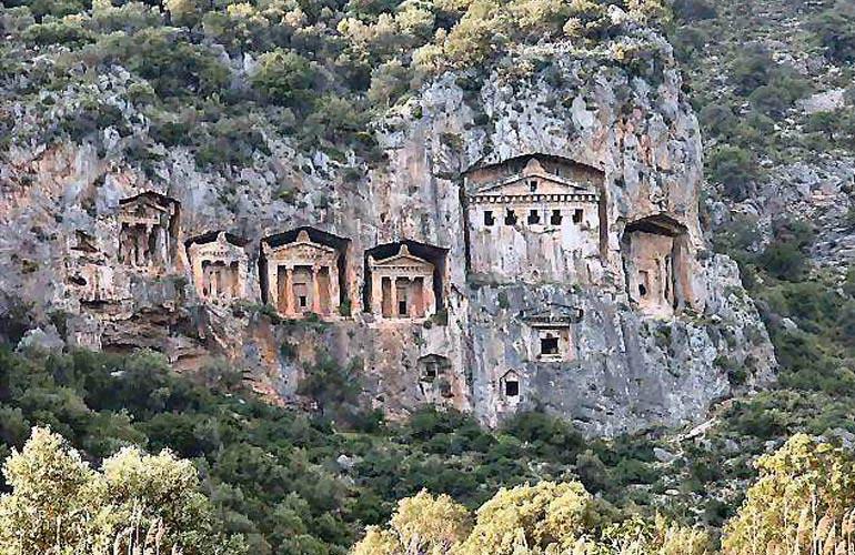 Pinara Antik Kenti / Likya Yolu – Antalya