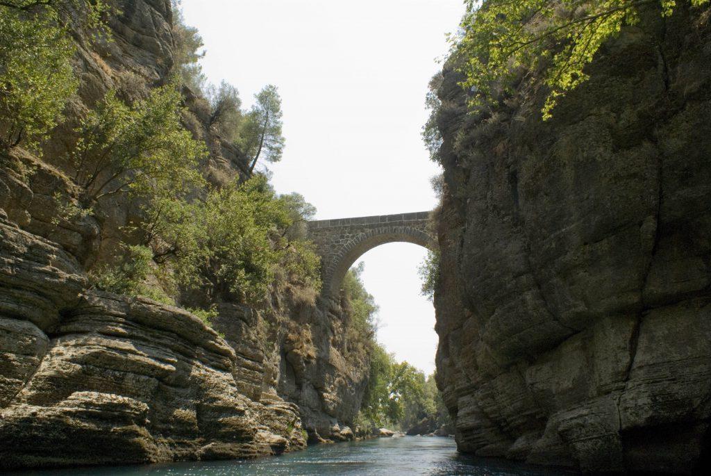 Köprülü Kanyon,Manavgat