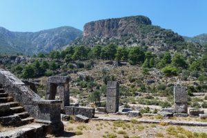 Pinara Antik Kenti