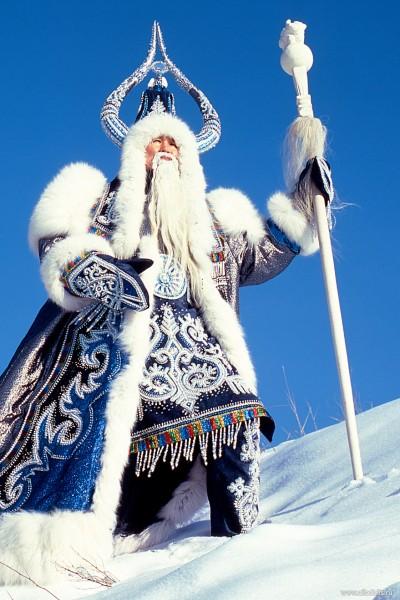 Türkler'in Soğuk Tanrısı Ayaz Ata Nasıl Noel Baba ve Yeni Yıl Kutlamasına Dönüştü?