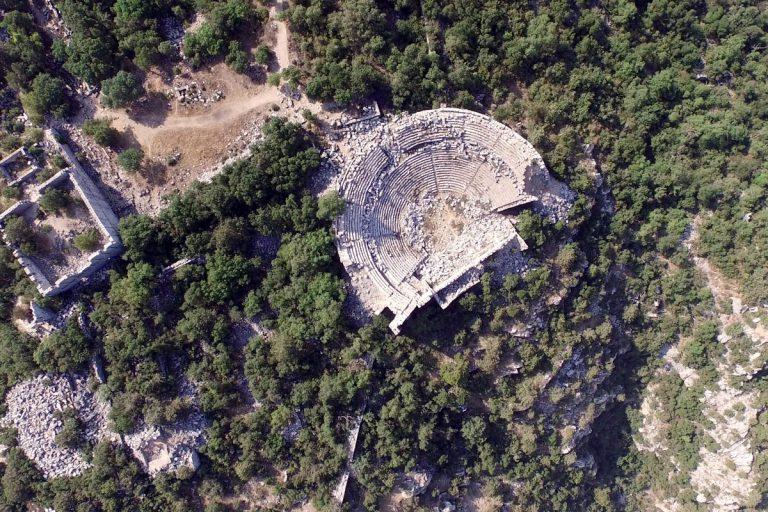 Termessos Antik Kenti / Likya Birliği