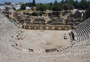 Myra Antik Kenti Tiyatrosu