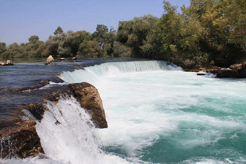 By Manavgat_Waterfull.jpg: Осенняя мгла derivative work: —DerHexer (Manavgat_Waterfull.jpg) [CC BY 3.0 (http://creativecommons.org/licenses/by/3.0)], via Wikimedia Commons