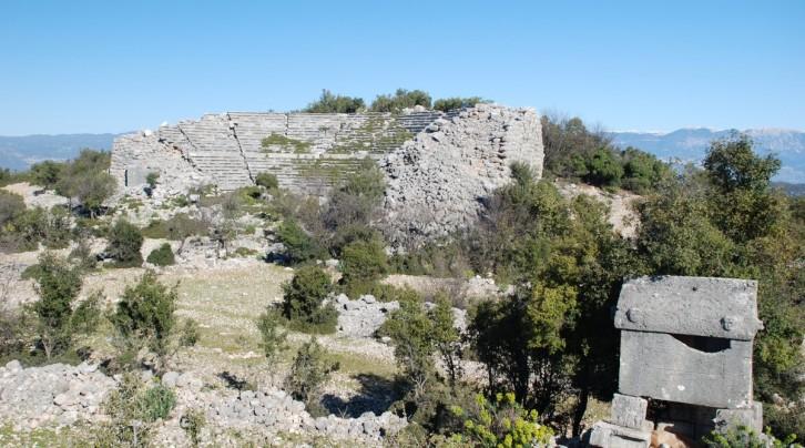Kyaneai Antik Kenti / Likya Birliği