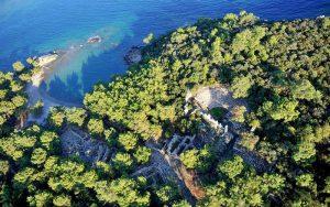 Phaselis Antik Kenti Limanı