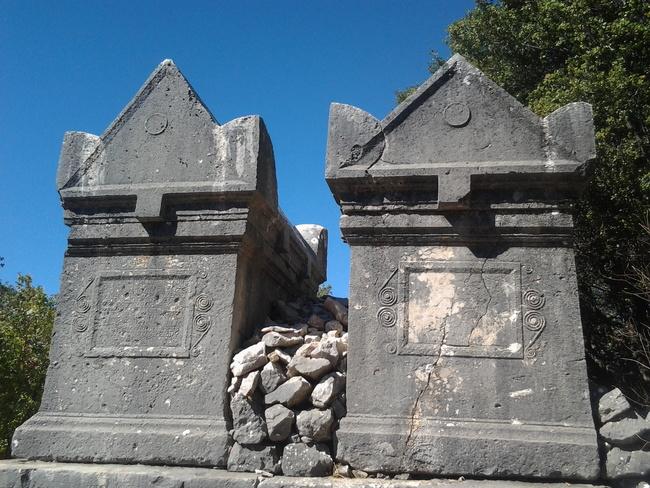 Sidyma Antik Kenti / Likya Birliği