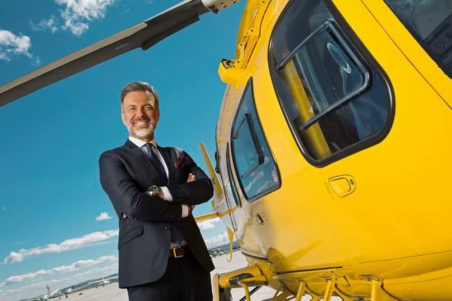 Eurasia Airshow CEO'su Ferhat Yenibertiz