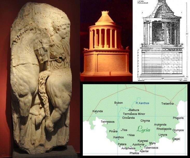 Gaius Julius Caesar Vipsanianus / Likya Uygarlığından Biyografiler