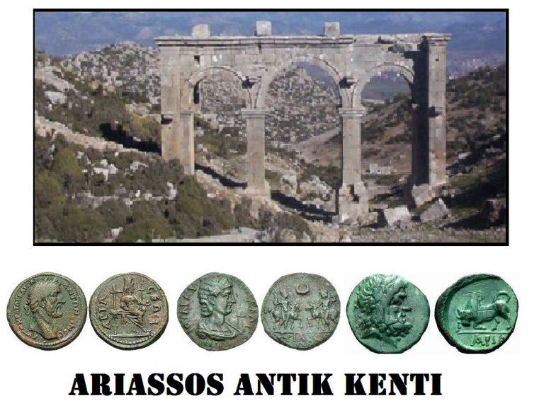 Ariassos/Ariasos Antik Kenti / Psidia Uygarlığı