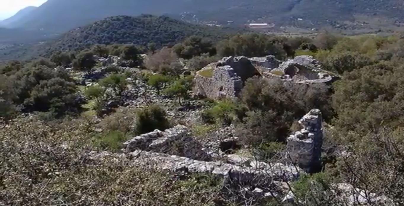 Apollonia Antik Kenti / Likya Birliği