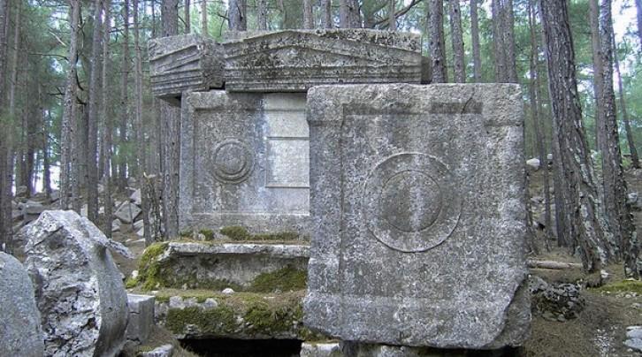 İdebessos Antik Kenti / Likya Birliği