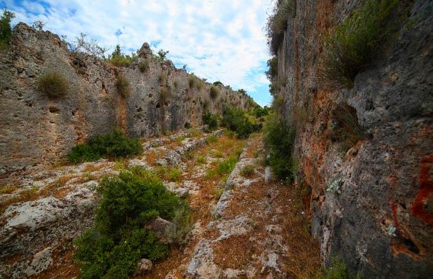 Magydos Antik Kenti / Antalya