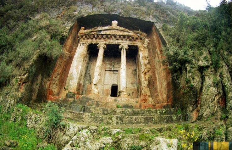 Telmessos Antik Kenti / Likya Birliği'nden Karya Satraplığına