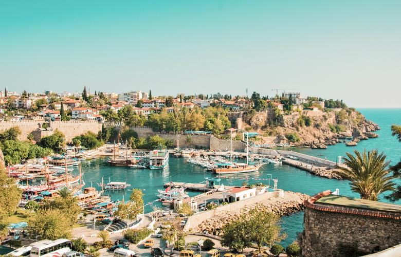 Tarihsel Yapıtlar Açısından Dünyanın En Zengin Şehri Antalya