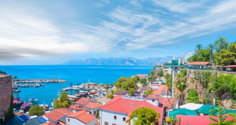 Antalya Kent Yaşamı