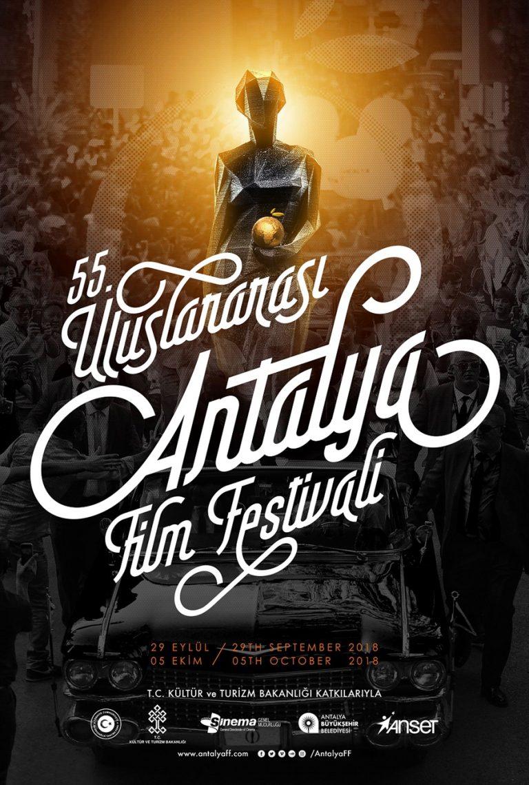 Uluslararası Antalya Film Festivali 2018 Başlıyor