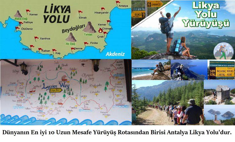 Antik Likya Yolu'nu Dünyaya Tanıtan Cate Crow'un Türk Turizmine ve Tarihe Katkıları / Antalya