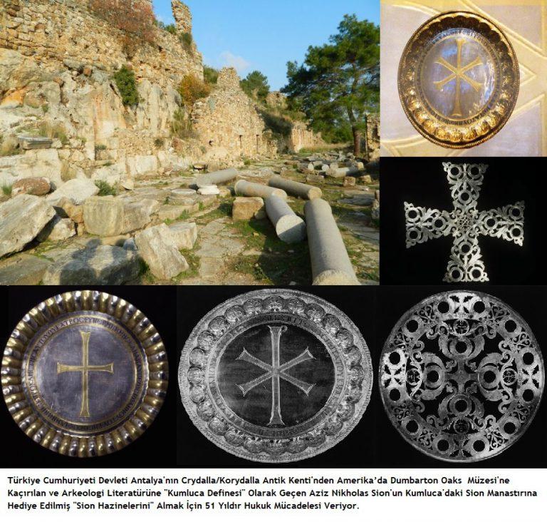 Coriydalla / Krydalla Antik Kenti / Likya Uygarlığı – Kaçırılan Sion Hazineleri – Antalya