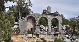 Oinoanda Antik Kenti Ayağa Kaldırılmayı Bekliyor