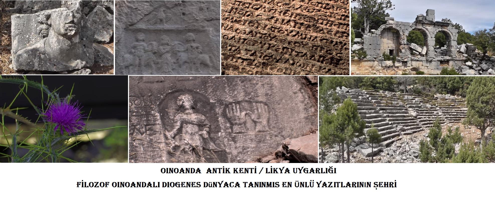 Wiyanawarda/Winuwanda-Oioanda/Oinoanda Antik Kenti / Filozof Oinoandalı Diogenes'in Dünyaca Tanınmış En Ünlü Yazıtlarının Şehri – Antalya