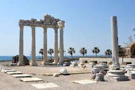 Side Antik Kenti Apollon Tapınağı