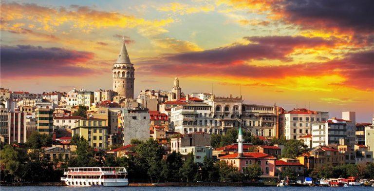 Sana Dün Bir Tepeden Baktım Aziz İstanbul *