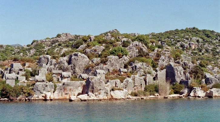 Theimiussa/Tristomon Antik Kenti / Likya Birliği – Antalya
