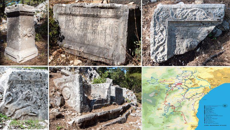 Kelbessos Antik Kenti / Likya-Pisidia-Pamfilya'nın Kesiştiği Şehir / Antalya