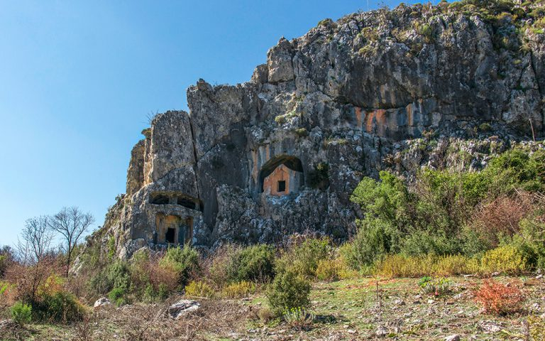 There Antik Kenti / Karya / Marmaris – Muğla