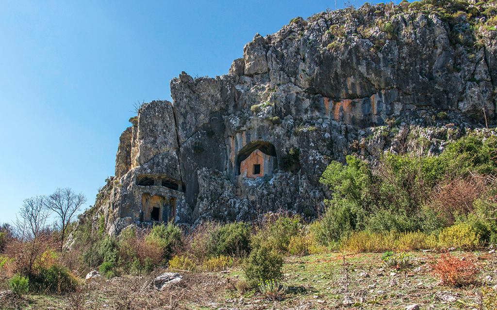 Thera Antik Kenti / Karya / Marmaris – Muğla