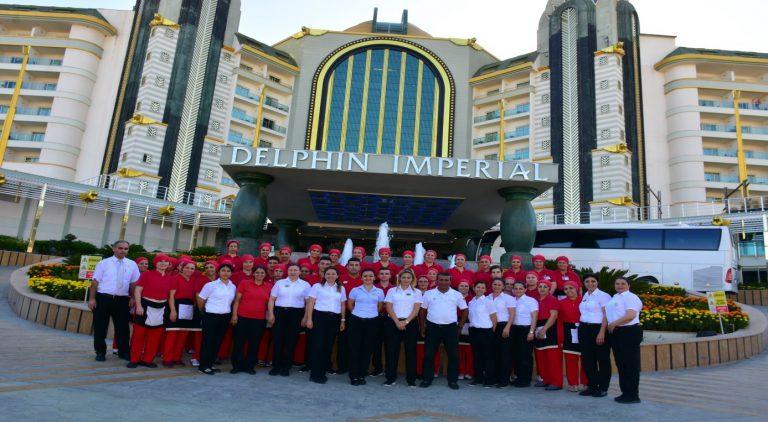 DELPHIN IMPERIAL HOUSEKEEPİNG DEPARTMANI-2018