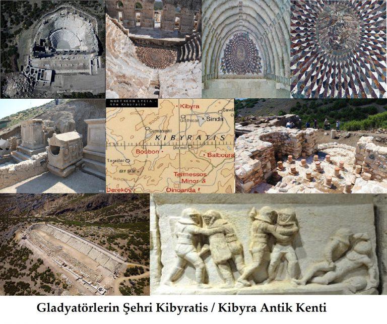 Kibyratis/Kibyra (Phrygia) Antik Kenti / Likya Birliği / Antalya