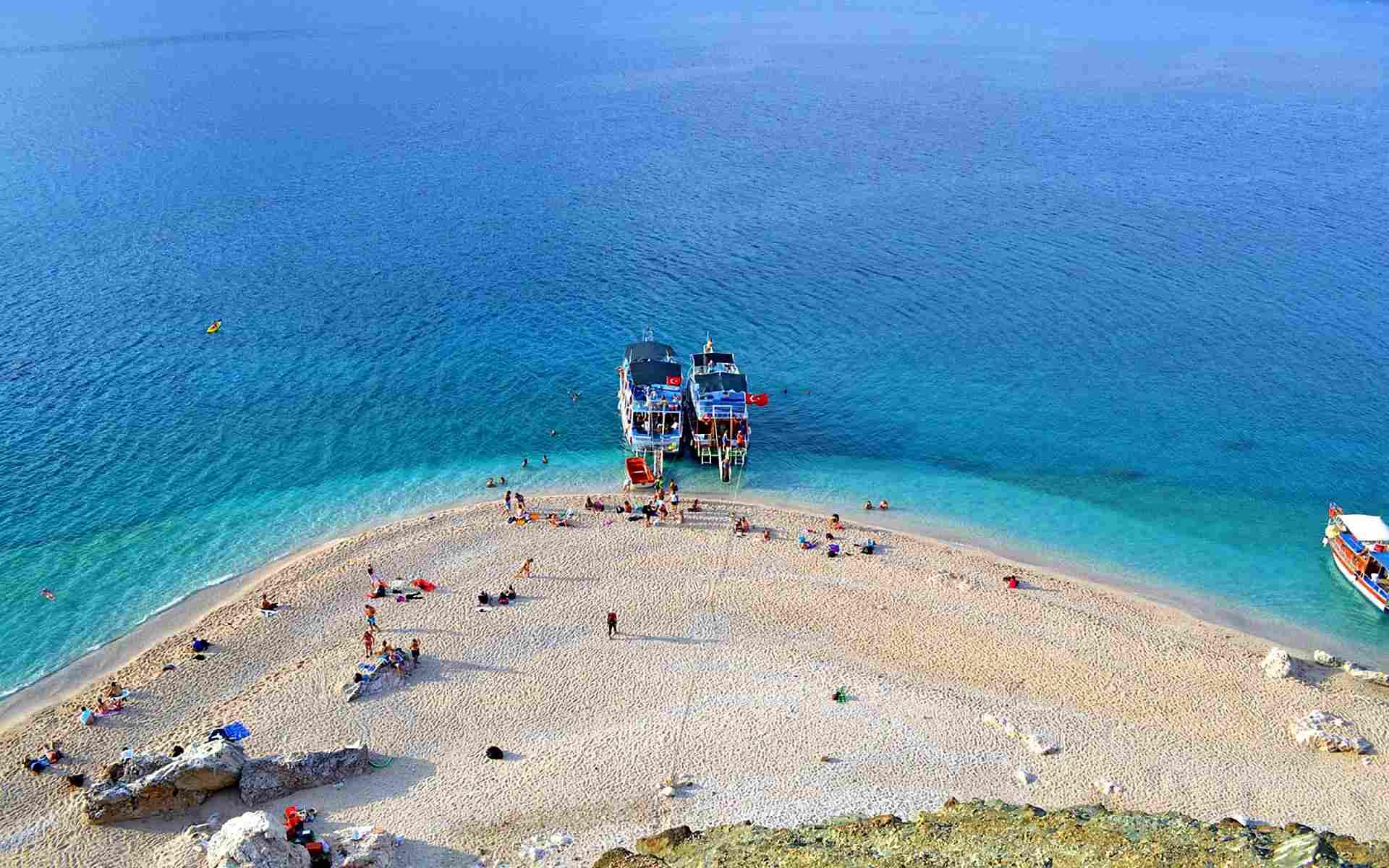 Antalya'nın Koyları ve Gezi Rotaları