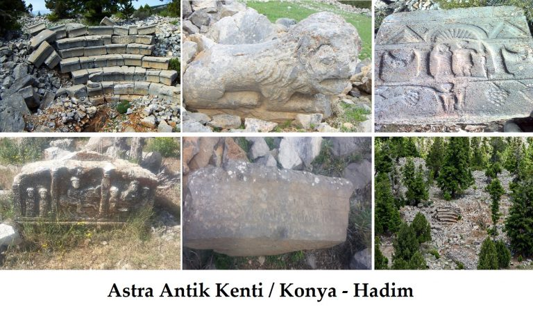 Astra Antik Kenti / Konya – Hadim