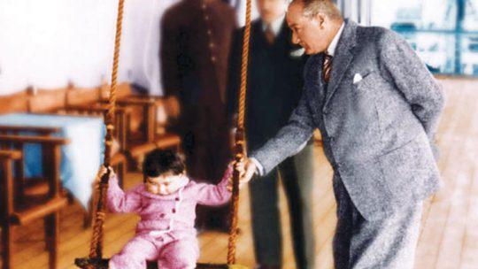 23 Nisan Ulusal Egemenlik ve Çocuk Bayramı – 99. Yıl
