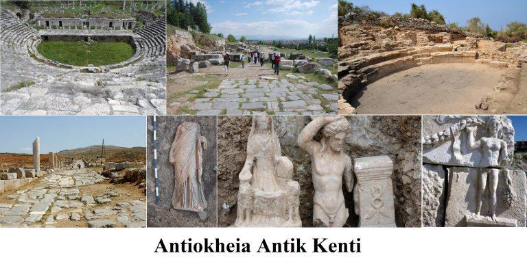 Antiokheia Antik Kenti / Psidia