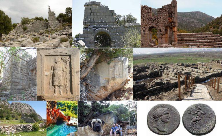 Pednelissos Antik Kenti  / Antalya / Psidya