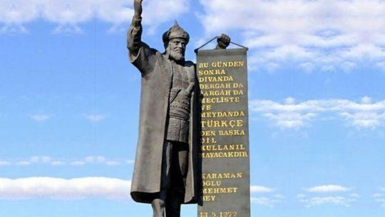 13 Mayıs Türk Dil Bayramı