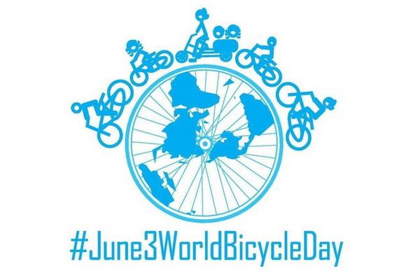 3 Haziran dünya bisiklet günü