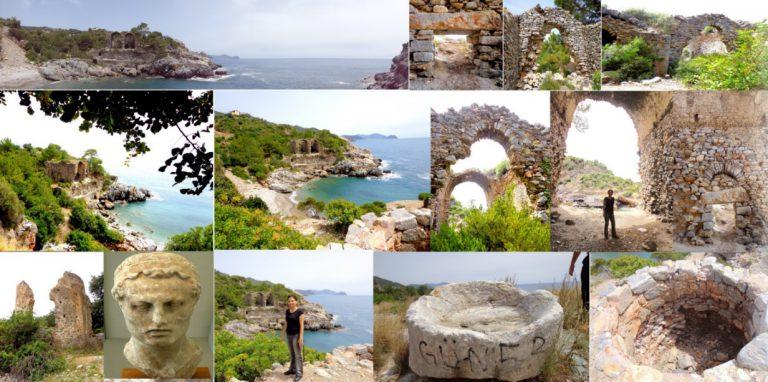 Iotape Antik Kenti – Kilikya / Antalya-Gazipaşa