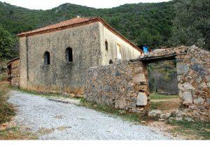 Hagios Georgios - Aya Yorgi ya da Hızırellez Kilisesi - Alanya