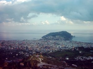 Alanya Hıdrellez Mevki olarak bilinen Hagios ya da Aya Yorgi Kilisesi