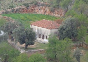 Hagios Georgios ya da Aya Yorgi Kilisesi Hristiyan Ortadoks Türkler'in Hıdrelles Kilisesi de dedikleri ibadet yerleridir.