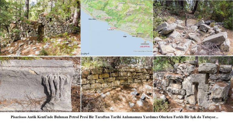 Pisarissos Antik Kenti / Pamfilya / Antalya-Alanya