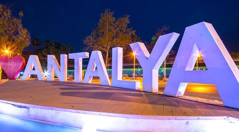 Antalya'da Biten ve Devam Eden Etkinlikler 2019